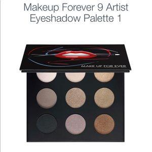 Make Up Forever Palette